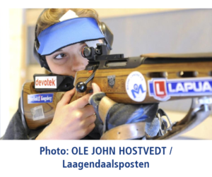 New Norwegian Record with .22 LR Midas+
