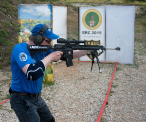 IPSC European Rifle Championship 2015 – Open division winner Raine Peltokoski´s story