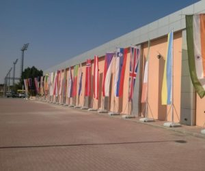 IPC Shooting World Cup in Al Ain sponsored by Lapua