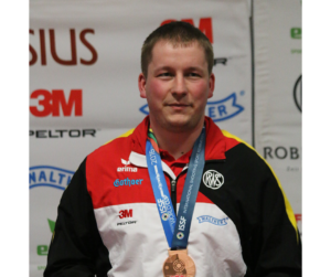 World Cup in Munich: Bronze to Christian Reitz