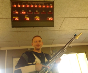 Super result for Peter Sidi in 300 m standard rifle