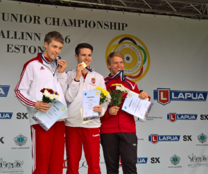 István Péni wins GOLD at European Junior Championships!