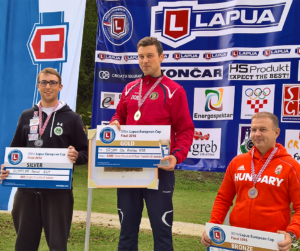 Lapua European Cup 300 m finals in Croatia 2016 – Day 1