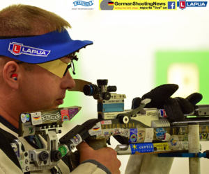 ISSF World Cup Finals in Bologna, Italy 4 – 9 October 2016