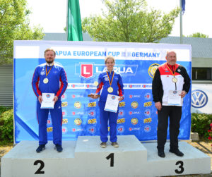 Lapua European Cup 25 m in Hanover 12 – 14 May