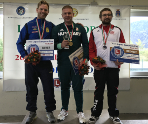 Lapua European Cup 300 m finals in Italy 2017