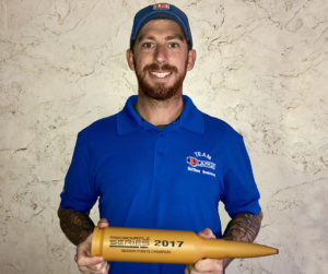 Lapua Team USA's Matt Brousseau crowned 2017 National PRS Champion