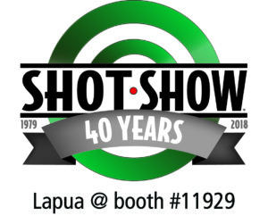 Meet us at SHOT Show 2018 in Las Vegas!