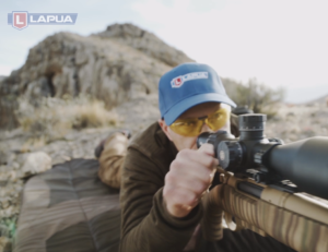 New Lapua video: We never leave our brass behind
