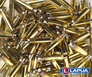 What is the Discoloration on My Lapua Brass?
