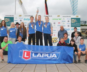 Lapua success at the German Champs