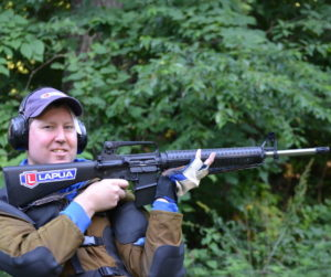 Team Lapua's Jeff Lindblom – Camp Perry Success!