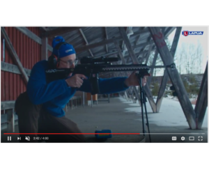 Lapua team member Raine Peltokoski talks practical shooting (video)