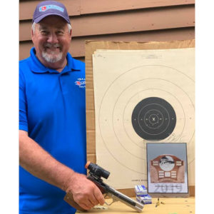 Philip Hemphill 2019 NRA National Pistol Champion