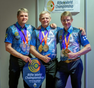 Great success for Lapua shooters at IPSC World Rifle Championships 2019