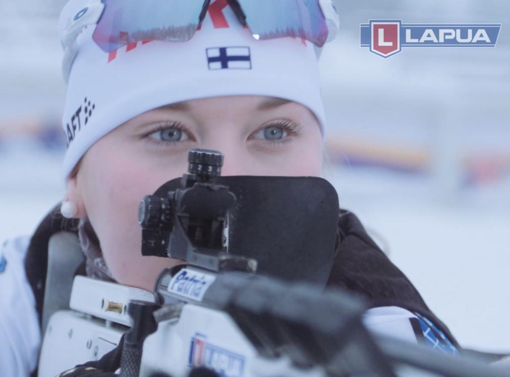 New video: Lapua Biathlon - Lapua