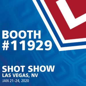 Come meet us at SHOT Show 2020!