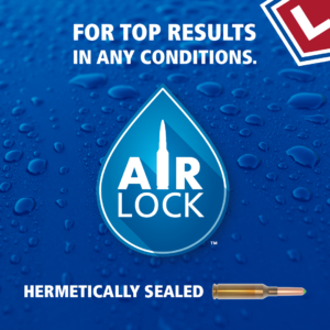 Lapua®presents: New AirLock™ hermetically sealed Naturalis®cartridges