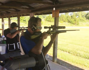 Mark Pharr wins Missouri High Power Rifle Silhouette Regional Championship