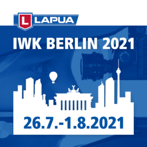 Lapua IWK to take place in Berlin on July 26 – Aug 1 2021