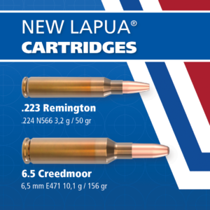 Introducing: New factory-loaded hunting cartridges