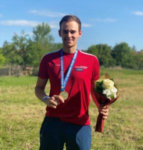 Henrik Larsen crowned European Champion in rifle prone using Lapua