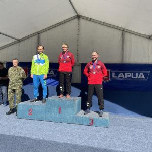 Kick-off for Lapua European Cups