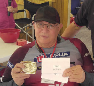 Bob Blaine wins ABRA Nationals with Lapua Center-X Ammo
