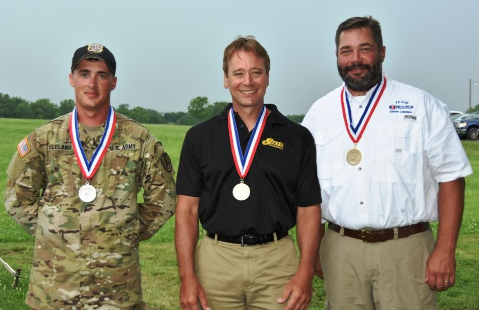 Stephen Culpepper podium Nationals 2017 Team Lapua